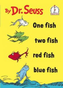 Wee Friday--Dr. Seuss's Birthday