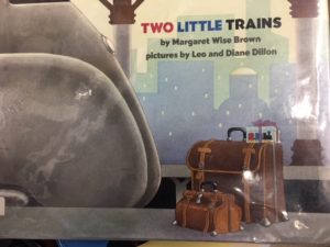 Wee Friday--Trains