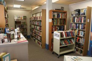 BackDoor Bookstore